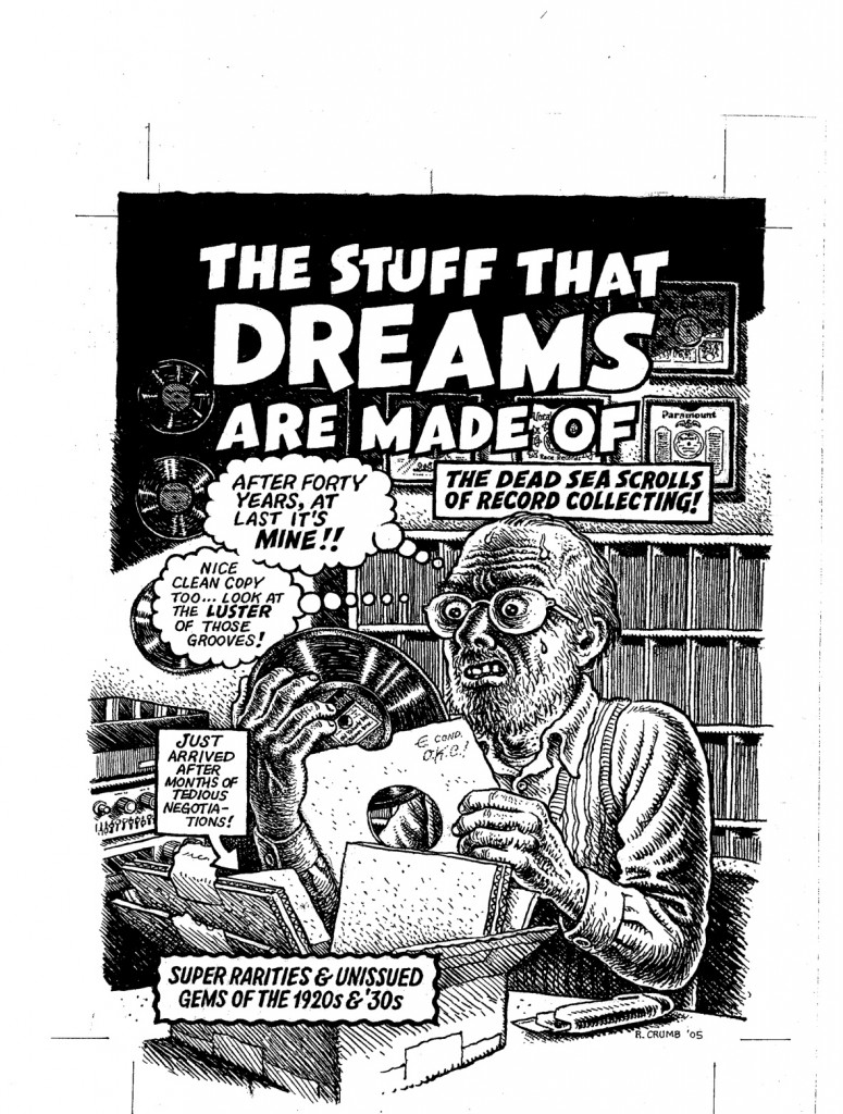 Discaholic Corner Crumb3AThe-Stuff-that-Dreams...-775x1024