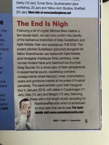 jazzwise pre