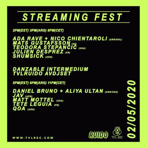 stream fest program